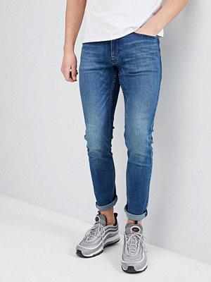 Calvin Klein Skinny Jeans in Diamond Blue