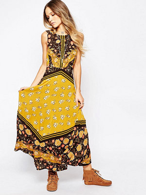 Free People Sunrise Oblivion Maxi