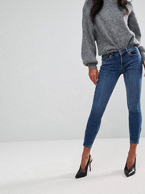 Jeans - Oasis Side Zip Skinny Jeans