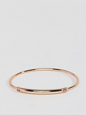 ASOS armband DESIGN sleek tube bar hinge cuff bracelet