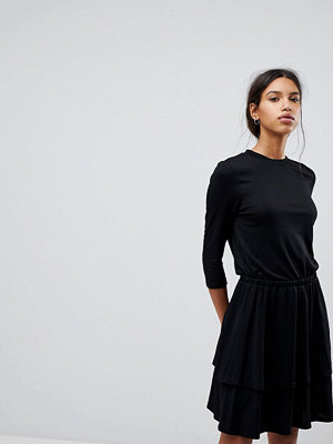 Selected Femme Knit Peplum Dress