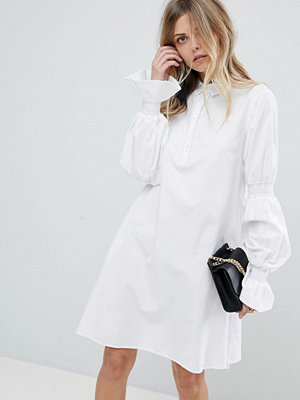 Y.a.s Shift Dress With Sleeve Detail