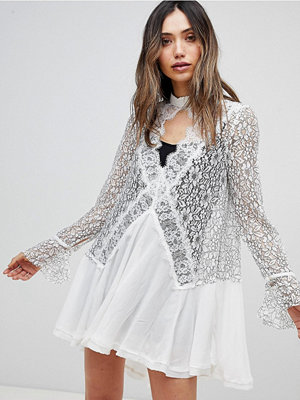 Free People Tell Tale Lace Dress