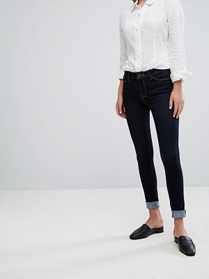 Warehouse Skinny Cut Jeans - Dark wash
