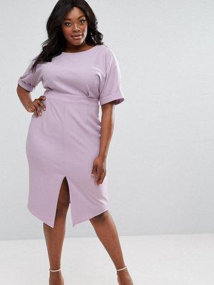 ASOS Curve Smart Midi Dress