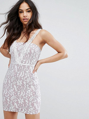 PrettyLittleThing Lace Mini Dress