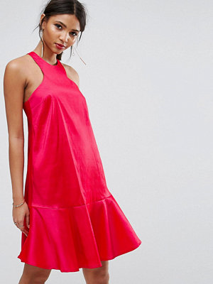Y.a.s Studio Dress With Fluted Hem