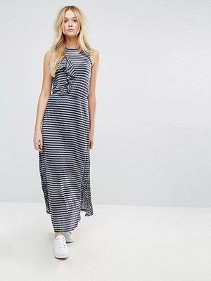Y.a.s Storma Stripe Maxi Dress