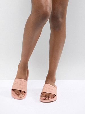 Calvin Klein Christie Blush Jelly Slides