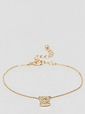 ASOS Curve armband ASOS DESIGN Curve buddha charm bracelet