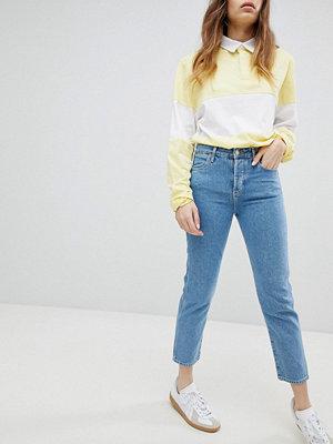 Wrangler Cropped Boyfriend Jeans