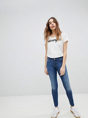 Wrangler Super skinny jeans Natural river