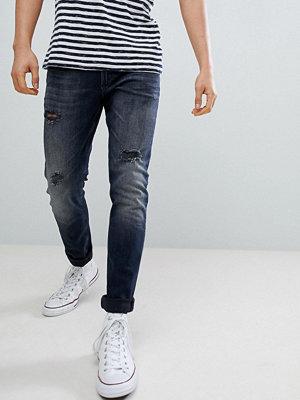 Calvin Klein Skinny Jeans in Mason Blue