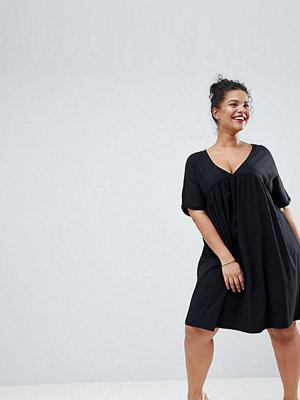ASOS Curve ASOS DESIGN Curve ultimate cotton smock dress