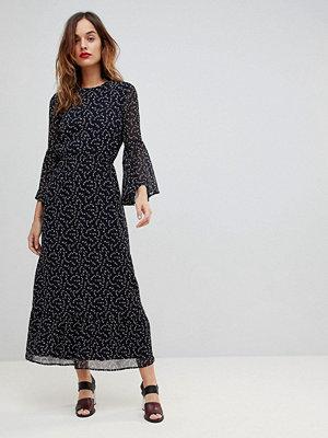 Y.a.s Printed Soft Maxi Dress