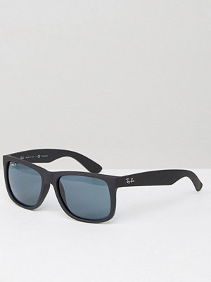 Ray-Ban Wayfarer Sunglasses with Polarised Lens 0RB4165