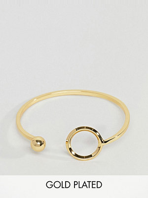 Pieces armband Gold Plated Ring Bracelet