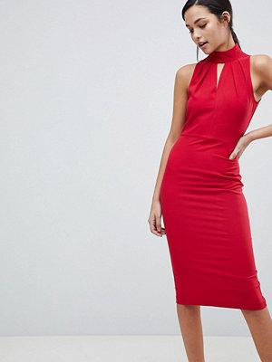 Closet London Closet Halter Neck Dress