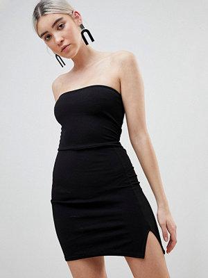 Boohoo Bandeau Mini Dress