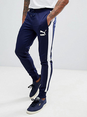 Puma Archive T7 Joggers In Navy 57265706