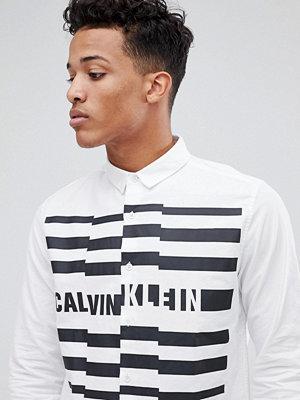Calvin Klein Broken Logo Shirt