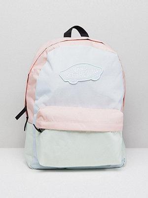 Vans ryggsäck Realm Colour Block Backpack