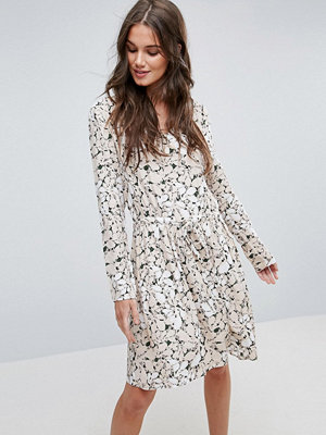 Y.a.s Blossom Print Tea Dress