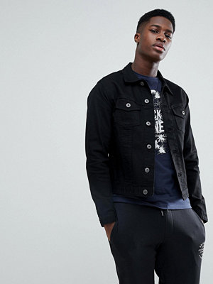 Jeansjackor - Jack & Jones Intelligence Denim Jacket In Slim Fit