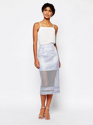 ASOS Pencil Skirt in Lace Co-ord