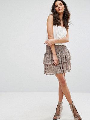 Y.a.s Poppy Ruffle Skirt