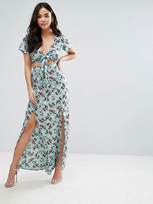 Influence Maxi Skirt With Splits