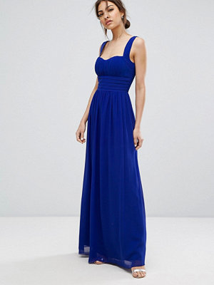 Little Mistress Chiffon Maxi Dress