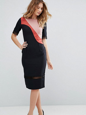 Little Mistress Colour Block Dress