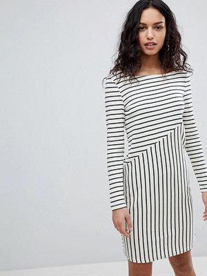 Y.a.s Stripe Sweater Dress
