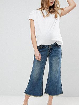 Bandia Maternity Jeans med vida ben