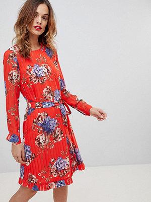 Y.a.s Stripe Floral Clash Shift Dress