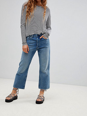Cheap Monday Mid Rise Straight Leg Jean