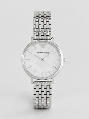 Klockor - Emporio Armani AR11112 Bracelet Watch In Silver 32mm