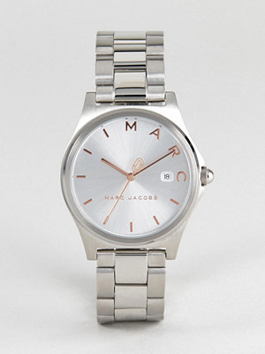 Klockor - Marc Jacobs MJ3583 Henry Bracelet Watch In Silver 36mm