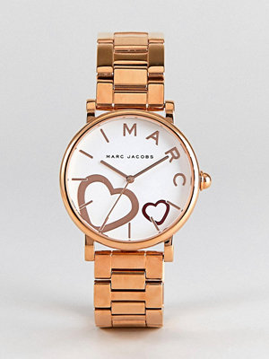 Klockor - Marc Jacobs MJ3589 Classic Bracelet Watch In Rose Gold 36mm