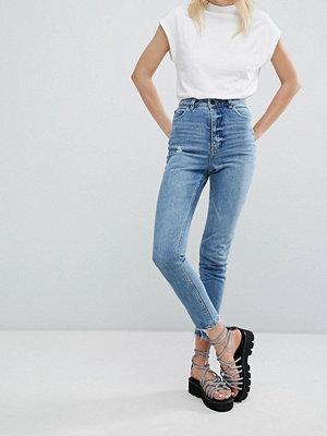 Cheap Monday High Waist Slim Fit Jean