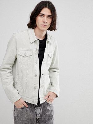 Jeansjackor - ASOS Denim Jacket In Ecru