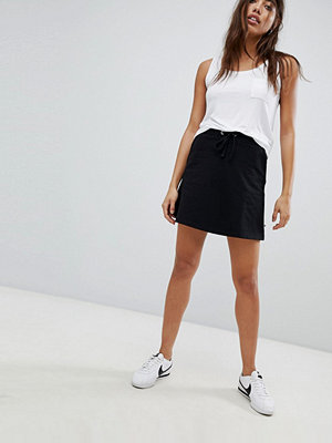 Noisy May Drawstring Skater Skirt