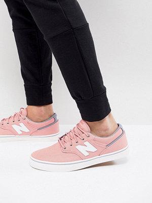 Sneakers & streetskor - New Balance Numeric Plimsolls In Pink AM331SMN