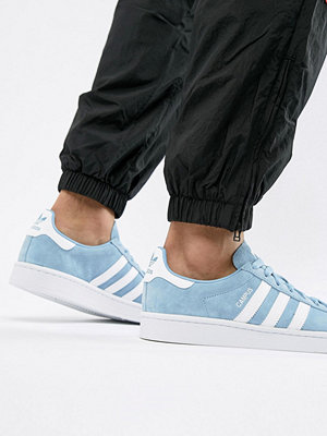 Adidas Originals Campus Trainers In Blue DB0983