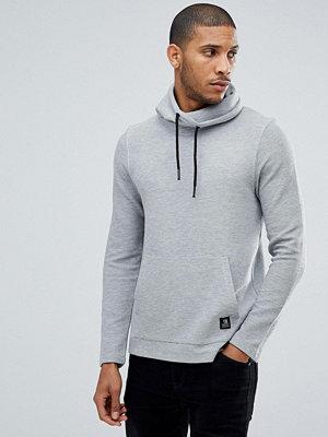 Street & luvtröjor - Tom Tailor Snood Collar Sweatshirt