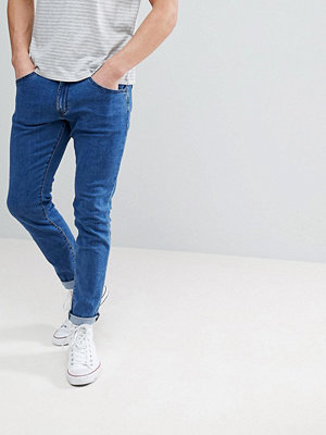 Jeans - Wrangler Bryson Skinny Jeans Made of Stone