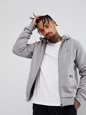 Street & luvtröjor - Dickies Kingsley Zip Through Hoodie With Logo