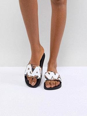 Sandaler & sandaletter - G-Star Animal Print Raw Cart Slider