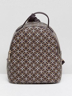 ASOS ryggsäck Mini Monogram Backpack